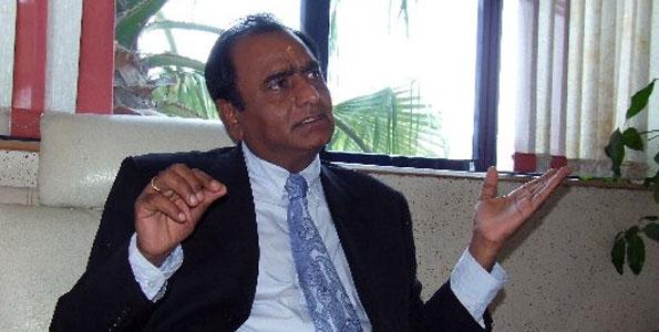 Narendra Raval of the Deki Group