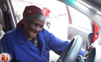 At 78 years, the great-grandmother of three, known as Shosho (grandma) runs four audio systems shops and service centres in Nairobi's Eastland area.